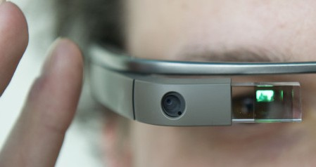 L'innovation : les Google Glass