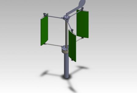 L'innovation : une éolienne urbaine à concevoir