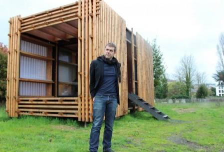 L'innovation : des maisons modulaires et écologiques
