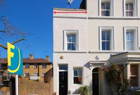 La plus petite maison de Londres est à vendre ! Vous êtes tentés ?