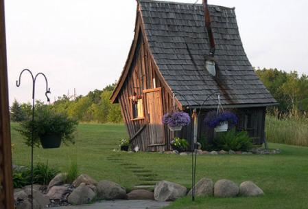 Les maisons les plus improbables à travers le monde