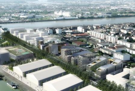 L'innovation : à Bordeaux, un quartier durable alimenté en chaleur et en eau chaude