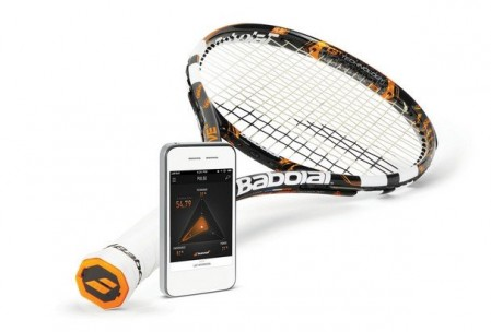 L'innovation : la raquette de tennis Babolat