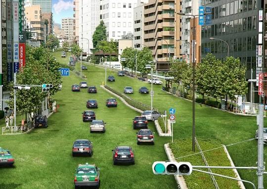 ville-verte-voiture